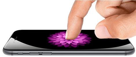 هاتف iPhone 6s القادم و تقنية Force Touch الثورية !
