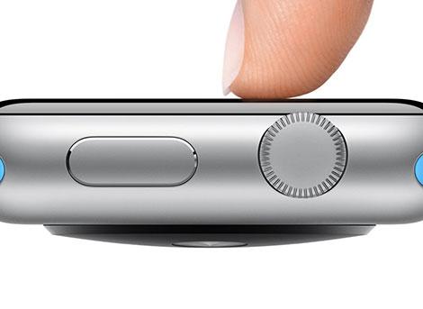 تقنية Force Touch في ساعة آبل الذكية !