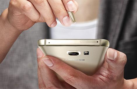 أبرز مميزات هاتف Samsung Galaxy Note 5 الجديد !