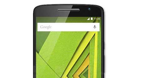 صورة إطلاق هاتف Motorola Moto X Play بسعر 300 دولاراً أمريكياً