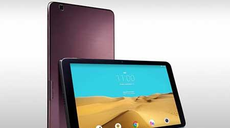 صورة الإعلان رسمياً عن الجهاز اللوحي LG G Pad II بشاشة 10 إنش !