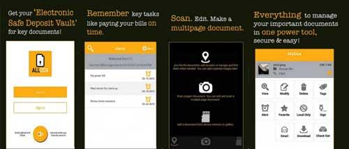 تطبيق ALLDOX لحماية مستنداتك ومعلوماتك المهمة