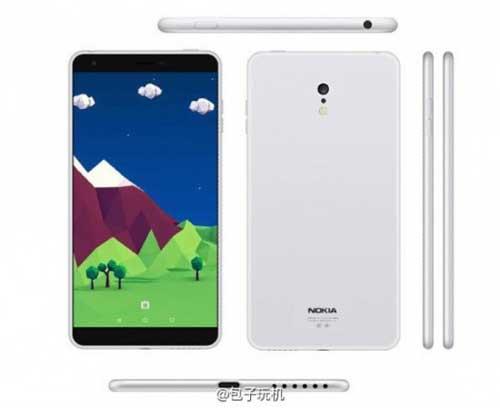 تسريبات حول جهاز نوكيا القادم Nokia C1 بنظام الاندرويد
