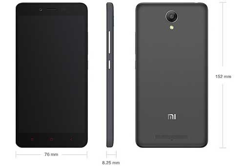 جهاز XIAOMI RedMi Note 2 الرائع متوفر للشراء الآن من موقع everbuying