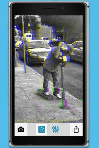 تطبيق Glitch للتعديل على الصور وتغبيشها