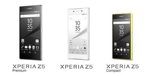 جهاز Xperia Z5 Premium لا يعرض كل شيء بجودة 4K