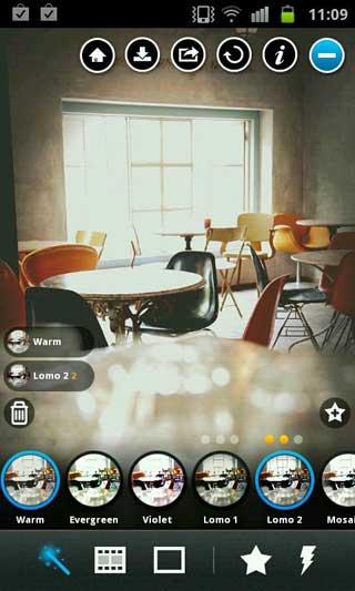 تطبيق Pix الرائع لتحرير وتعديل الصور للأندرويد