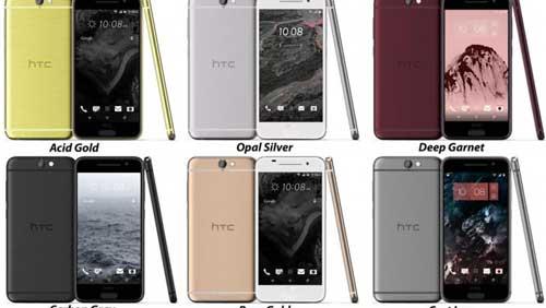 صور جديدة مسربة لجهاز HTC One A9 يؤكد قدومه بنسختين
