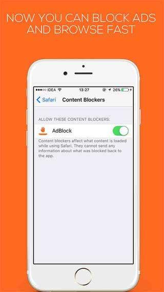 تطبيق Ad Blocker تصفح مواقع بدون اعلانات وتحويل إلى PDF