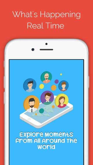 تطبيق Yuppi لمشاركة اللحظات الجميلة مع الجميع