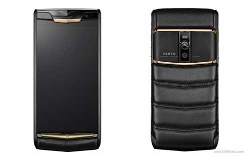 تفاصيل الهاتف الفخم Vertu Signature Touch - قادم قريبا