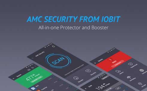 تطبيق AMC Security لحماية وتسريع جهازك الأندرويد