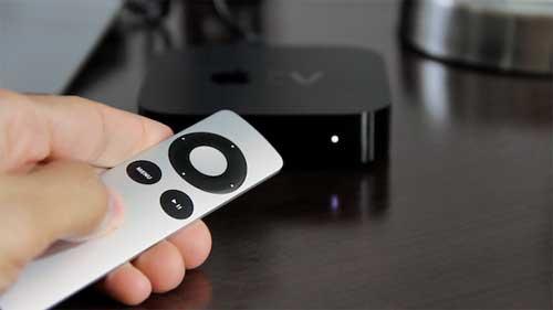 الاعلان عن نسخة جديدة من Apple TV