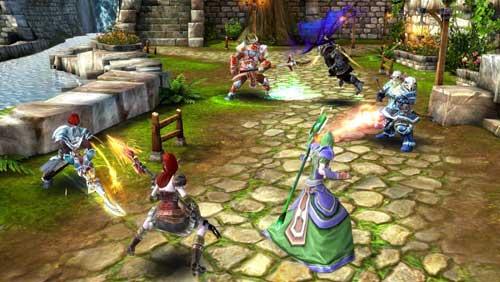 لعبة Order & Chaos 2: Redemption المميزة متوفرة الان