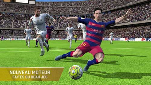 لعبة FIFA 16 Ultimate Team وصلت للأندرويد