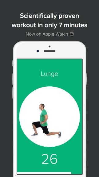 تطبيق Quick Fit دليلك الرياضي لبناء عضلات الجسم في المنزل