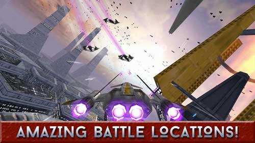 لعبة Edge Of Oblivion حرب الطائرات النفاثة