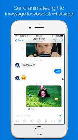 تطبيق Adult Stickers - تطبيق الملصقات و الصور المتحركة المميز لتطبيقات الدردشة ، عرض خاص !