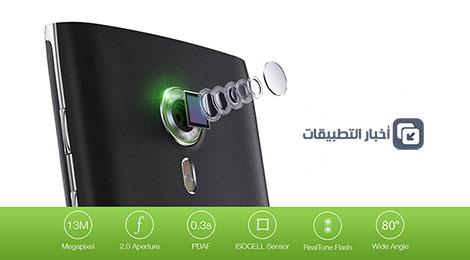 الإعلان عن هاتف Alcatel OneTouch Flash 2 بكاميرا أمامية مميزة !