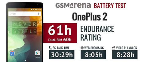 هاتف OnePlus 2 : اختبار البطارية !هاتف OnePlus 2 : اختبار البطارية !