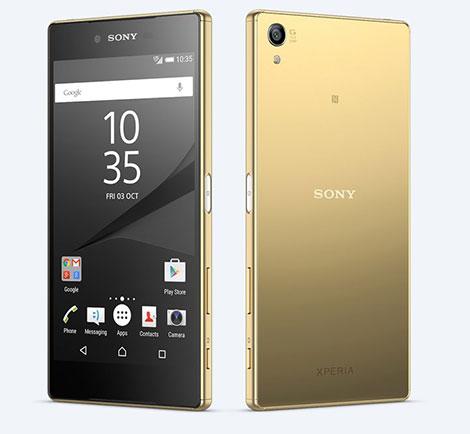 رسمياً - هاتف Sony Xperia Z5 Premium : أول هاتف بشاشة بدقة 4K فائقة الجودة !
