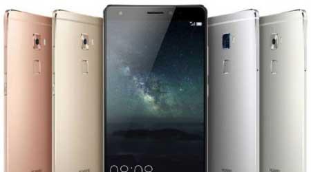 صورة الإعلان عن هاتف Huawei Mate S بتصميم أنيق ، و ميزة Force Touch الجديدة !