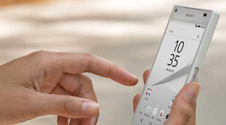 صورة جهاز Sony Xperia Z5 Compact يعاني من مشكلة الحرارة الزائدة