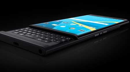 بلاكبيري تنشر رسميا صور جهاز Blackberry Priv بنظام الاندرويد