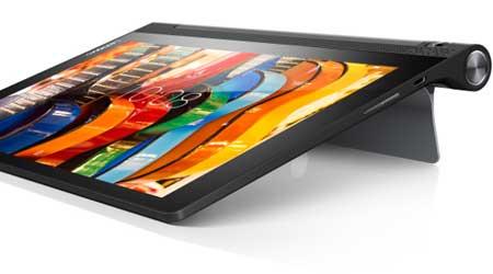 لينوفو تعلن رسميا عن لوحيات Yoga Tab 3 وYoga Tab 3 Pro