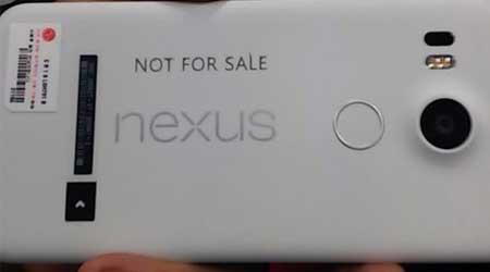 صورة كم سيكون سعر جهاز LG Nexus 5X ؟ وما موعد صدوره؟