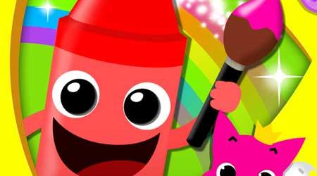 تطبيق Kids Coloring Fun لتعليم الأطفال التلوين بطريقة تفاعلية ورائعة جدا لاستفادة كبيرة من الاجهزة الذكية