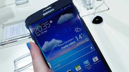 تسريب مواصفات جهاز Galaxy Mega On من خلال اختبار الأداء