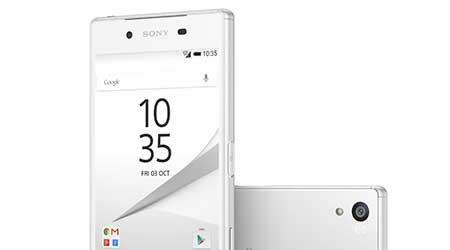 صورة رسمياً – هاتف Sony Xperia Z5 : المواصفات الكاملة !