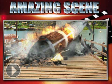 تطبيق Extreme FX لإضافة المؤثرات السينيمائية على الفيديو