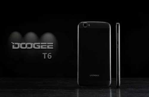 الكشف رسميا عن جهاز Doogee T6 ذو البطارية الضخمة