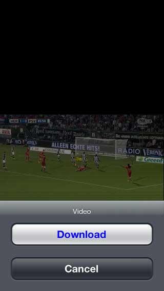 تطبيق Long Press Downloader لتحميل الفيديو والصور