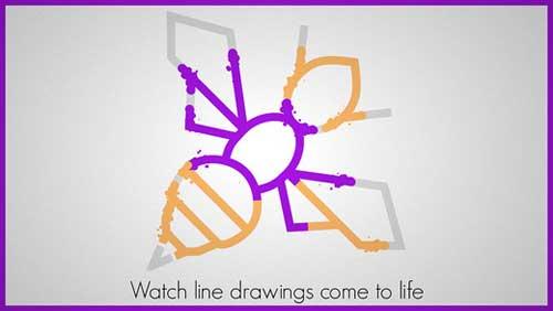 لعبة Lines the Game - تسلية مليئة بالتحدي والإدمان