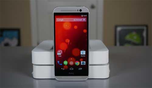 نسخة جوجل بلاي من جهاز HTC One M8 ستحصل على اندرويد 6.0