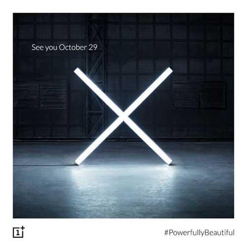 الإعلان عن هاتف OnePlus X يوم 29 أكتوبر بسعر منخفض