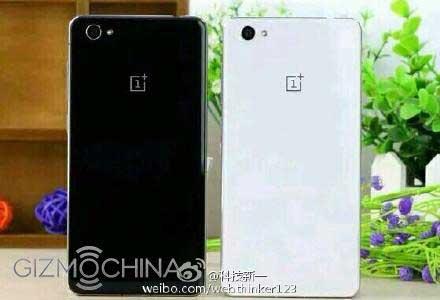 تسريب صورة النسخة البيضاء من جهاز OnePlus X