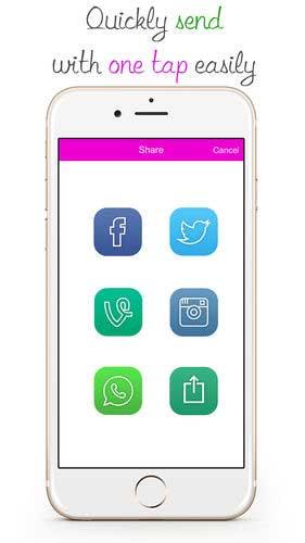 تطبيق Stickers & Font بتحديثه الجديد الرائع للواتس آب والفيسبوك وتطبيقات الدردشة والكثير