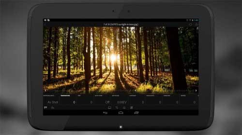 تطبيق Adobتطبيق Adobe Photoshop Lightroom أخيرا متوفر للأندرويدe Photoshop Lightroom أخيرا متوفر للأندرويد