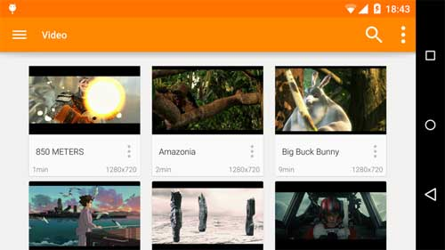 تطبيق VLC for Android يحصل على تحديث جديد للاندرويد
