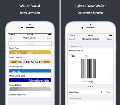 تطبيق Wallet Guard محفظة الكترونية آمنة - مجانا لوقت محدود