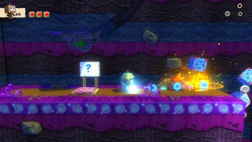 لعبة Paper Monsters Recut مليئة بالالوان للاندرويد