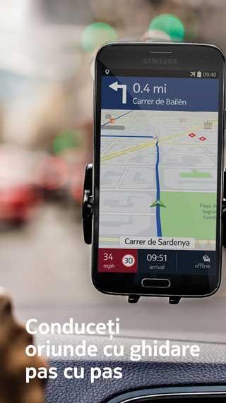 تطبيق HERE Maps يحصل على تحديثات جديدة للاندرويد