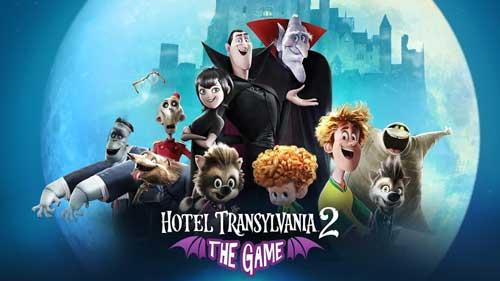 لعبة Hotel Transylvania 2 متوفرة للاندرويد لمتعة استراتيجية