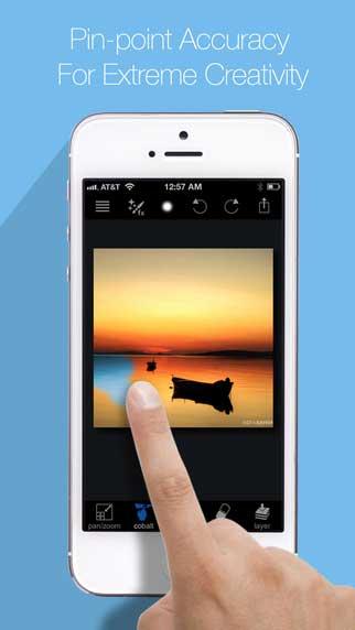 تطبيق Paint FX لتحرير الصور بأدوات كثيرة
