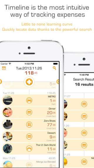 تطبيق Wealthy لإدارة مصاريفك اليومية مع مزايا احترافية