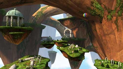 لعبة Cloud Spin خذ الأرنب في مغامرة الطيران